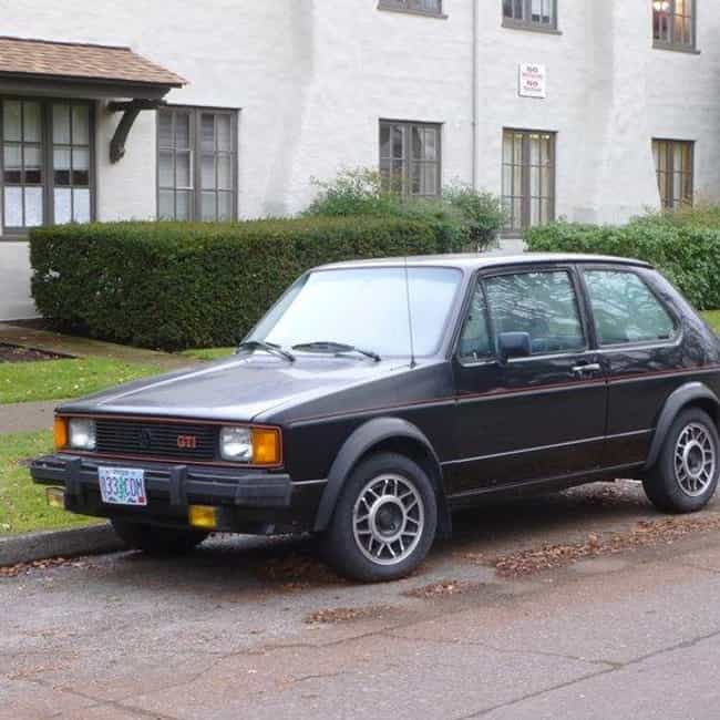 1984 Volkswagen GTI Rabb... is listed (or ranked) 4 on the list The Best Volkswagen Golfs of All Time