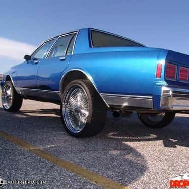 1983 Chevrolet Caprice Classic is listed (or ranked) 2 on the list List of All Cars Made in 1983