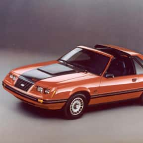 1983 Ford Mustang is listed (or ranked) 2 on the list List of Popular Convertibles