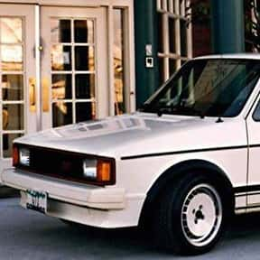 1983 Volkswagen GTI Rabbit is listed (or ranked) 5 on the list List of Popular Hatchbacks