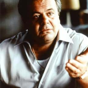 Paul Cicero is listed (or ranked) 7 on the list The Greatest Mobsters & Gangster of Film and TV