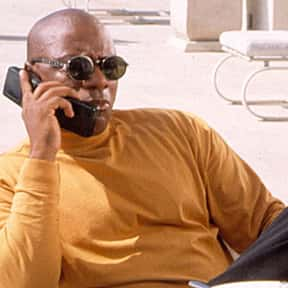 Marsellus Wallace is listed (or ranked) 24 on the list The Greatest Mobsters & Gangster of Film and TV