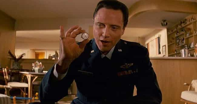 Captain Koons is listed (or ranked) 4 on the list Incredible Performances To Remind You That Christopher Walken Is More Than A Guy Who Talks Funny