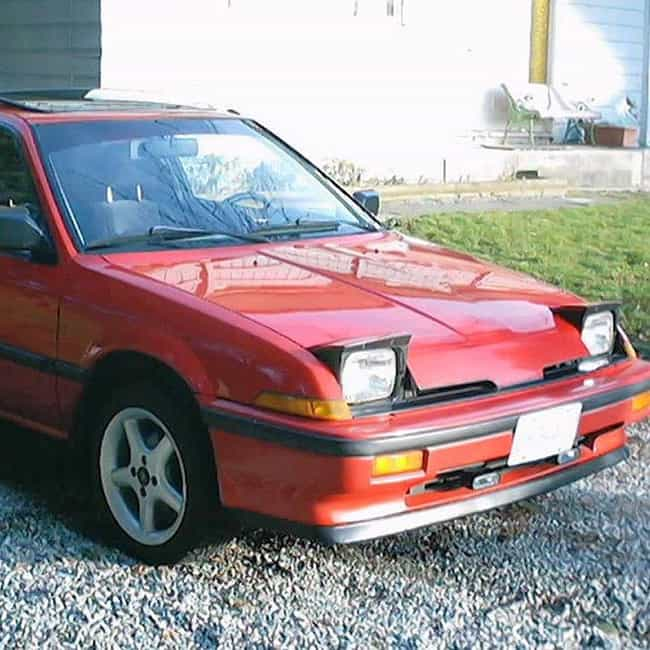 1987 Acura Integra is listed (or ranked) 1 on the list List of All Cars Made in 1988