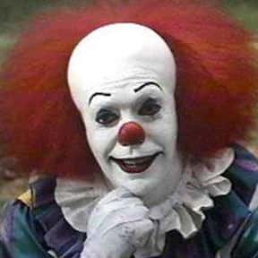 Pennywise the Dancing Clown is listed (or ranked) 7 on the list The Greatest Movie Villains Of All Time