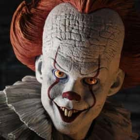 Pennywise the Dancing Clown is listed (or ranked) 1 on the list Stephen King's Scariest Characters, Ranked