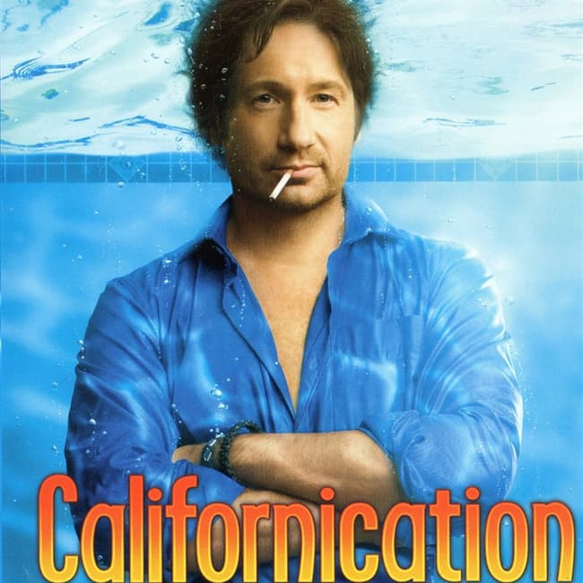 Californication Season 2 Is Listed Or Ranked 2 On The List The Best