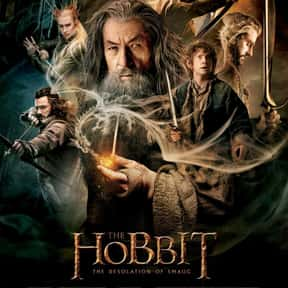 The Hobbit: The Desolation of  is listed (or ranked) 6 on the list The Best Dragon Movies