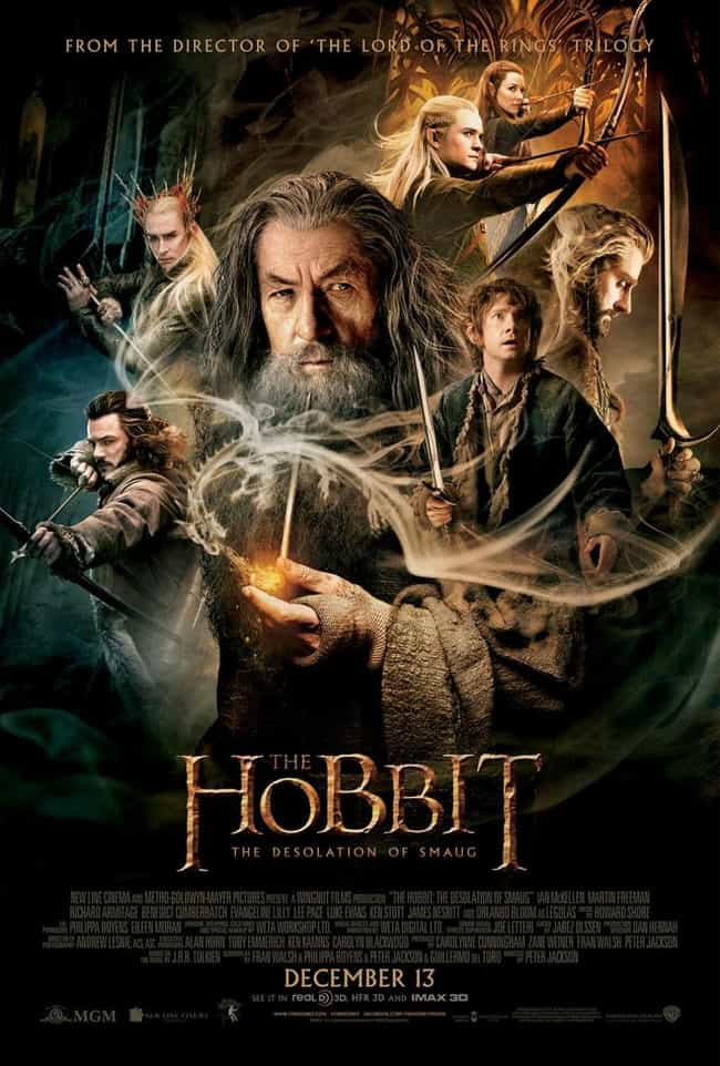 The Hobbit: The Desolation of ... is listed (or ranked) 3 on the list The Best Richard Armitage Movies