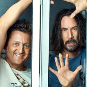 Bill & Ted Face the Music is listed (or ranked) 23 on the list The Best Time Travel Comedies, Ranked