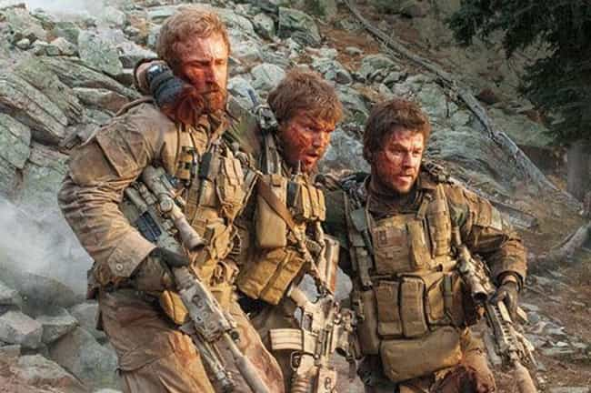 Lone Survivor is listed (or ranked) 7 on the list Brutal War Movies That Absolutely Got It Right