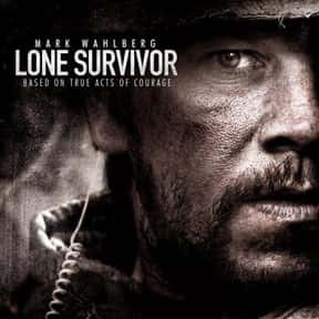 Lone Survivor is listed (or ranked) 2 on the list Great Movies So Patriotic, They Are Basically American Propaganda