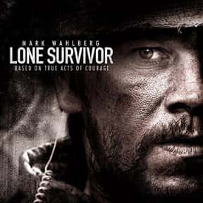Lone Survivor is listed (or ranked) 14 on the list The Best Military Movies Ever Made