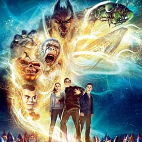 Goosebumps is listed (or ranked) 5 on the list The Best Movies That Take Place In Delaware
