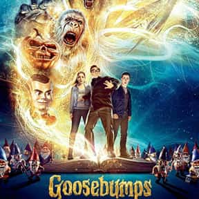 Goosebumps is listed (or ranked) 13 on the list The Best Jack Black Movies