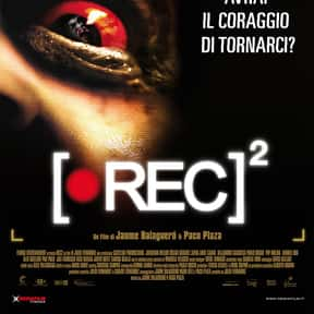 REC 2 is listed (or ranked) 23 on the list The Most Horrifying Found-Footage Movies