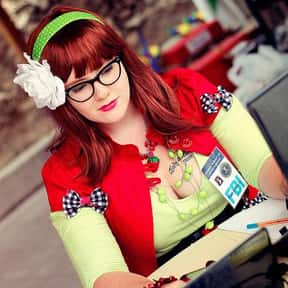 Penelope Garcia is listed (or ranked) 19 on the list The Greatest Female TV Role Models