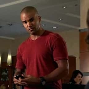 Derek Morgan is listed (or ranked) 13 on the list The Most Brilliant TV Detectives