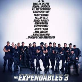 The Expendables is listed (or ranked) 24 on the list The Best Bruce Willis Movies