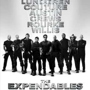 The Expendables is listed (or ranked) 15 on the list The Best Sylvester Stallone Movies