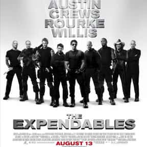 The Expendables is listed (or ranked) 8 on the list The Best Jason Statham Movies of All Time, Ranked