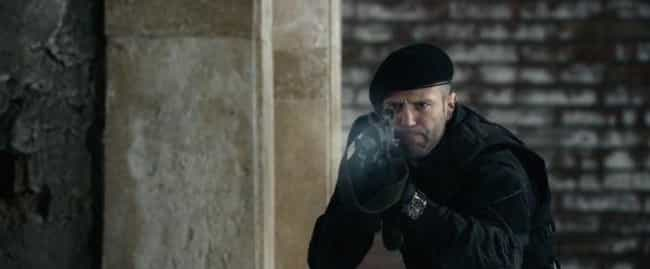 The Expendables is listed (or ranked) 2 on the list Jason Statham's Résumé Of Cinematic Jobs, Ranked By Whether You'd Hire Him