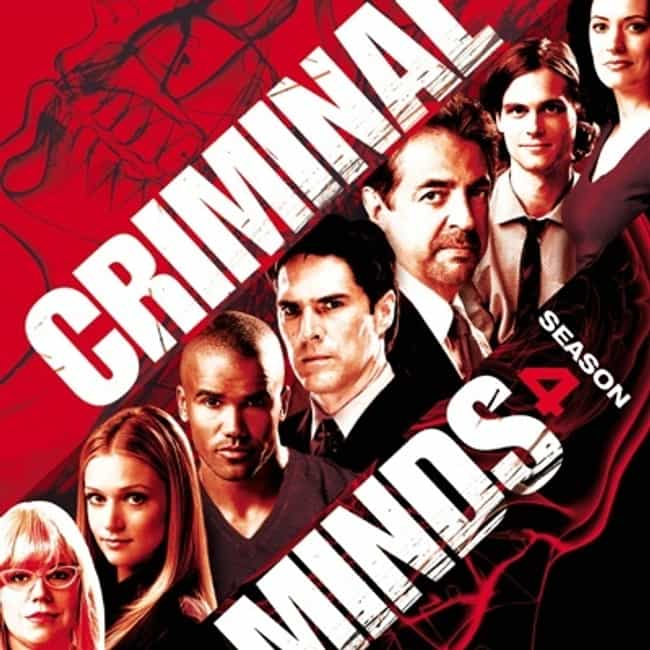 Criminal Minds - Season 4 is listed (or ranked) 3 on the list The Best Seasons of Criminal Minds
