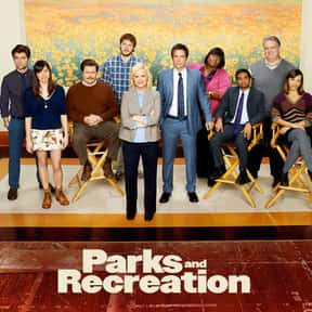 Parks and Recreation is listed (or ranked) 6 on the list The Greatest Sitcoms in Television History