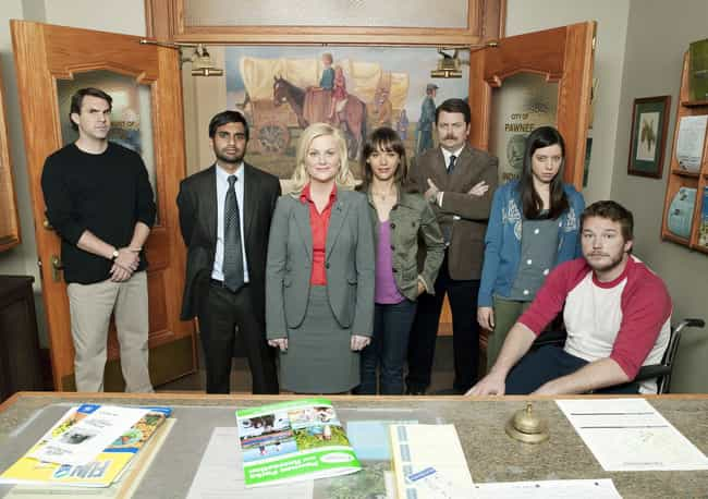 Parks and Recreation is listed (or ranked) 1 on the list 15 Great TV Shows That Had Really Terrible First Seasons