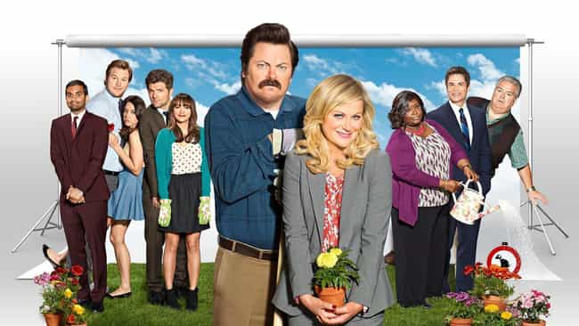 Parks and Recreation is listed (or ranked) 4 on the list What to Watch If You Love 'Veep'