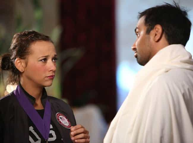 Parks and Recreation is listed (or ranked) 4 on the list The Most Unbelievable TV Romances