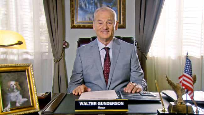 Parks and Recreation is listed (or ranked) 3 on the list The Most Delightful Bill Murray Cameos
