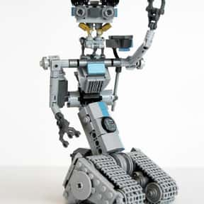 Johnny 5 is listed (or ranked) 9 on the list The Cutest Robots In Movies And TV, Ranked