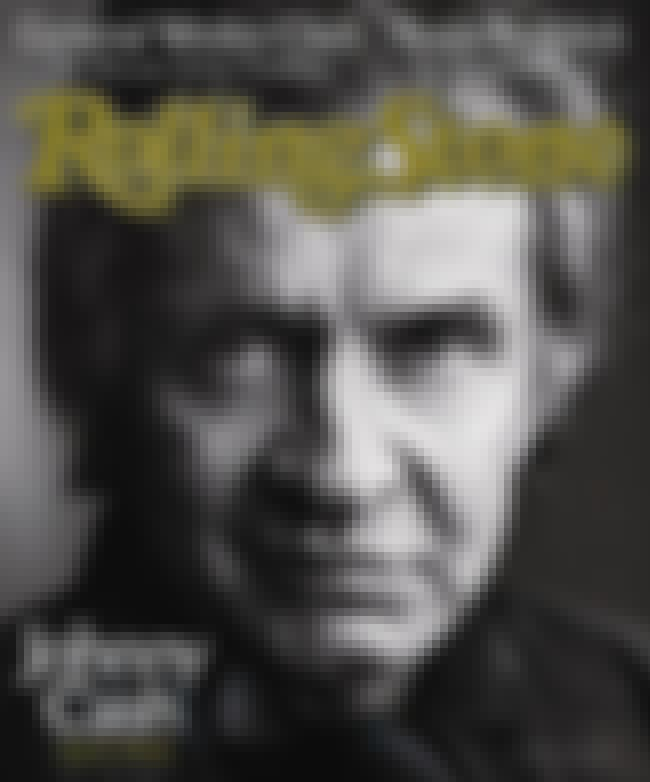 Johnny Cash is listed (or ranked) 2 on the list The Best Rolling Stone Covers