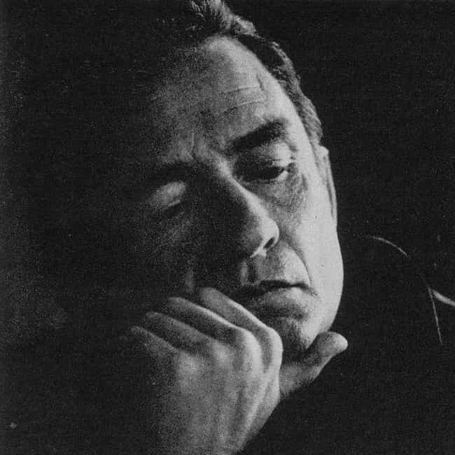 Johnny Cash is listed (or ranked) 1 on the list Country Singers Who Lean to the Left