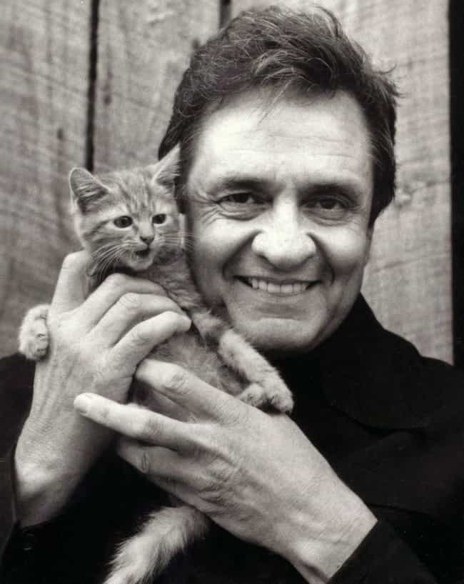 Johnny Cash is listed (or ranked) 2 on the list Famous People Who Died of Diabetes Mellitus