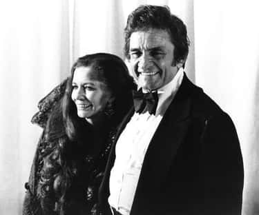 Johnny Cash & June Carter Cash is listed (or ranked) 1 on the list 13 Famous Rock Couples
