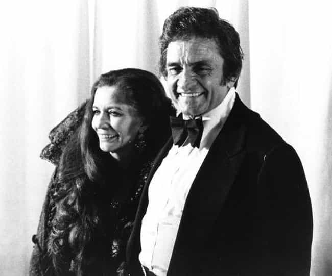 Johnny Cash & June C... is listed (or ranked) 1 on the list 13 Famous Rock Couples