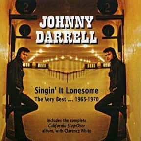 Johnny Darrell is listed (or ranked) 18 on the list Capricorn Records Complete Artist Roster