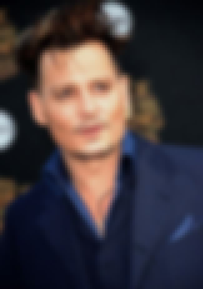 Johnny Depp is listed (or ranked) 2 on the list 17 Celebrities Who Live in West Hollywood