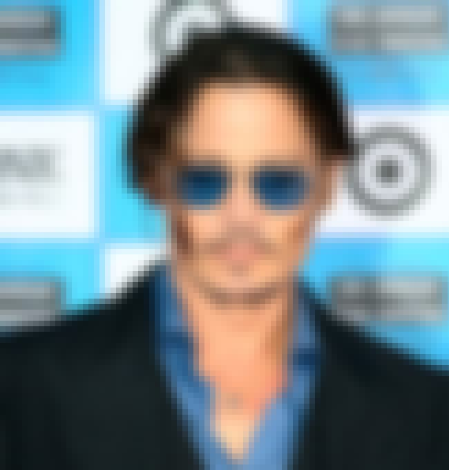 Johnny Depp is listed (or ranked) 3 on the list 16 Celebrities With Disgusting Hygiene Habits