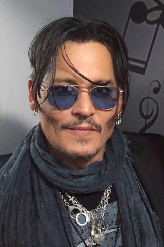 Johnny Depp is listed (or ranked) 1 on the list Actors in the Most Tim Burton Movies