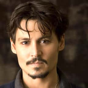 Johnny Depp is listed (or ranked) 18 on the list The Hottest Men Over 40