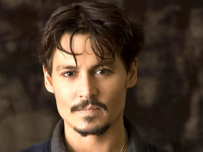 Johnny Depp is listed (or ranked) 4 on the list 80+ Famous People of English Descent