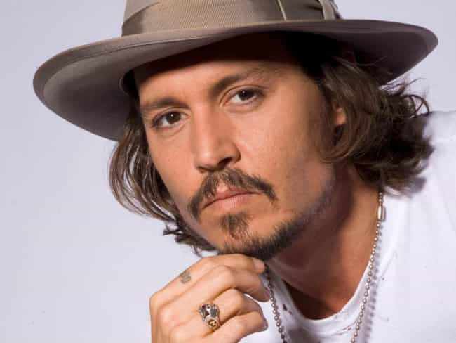 Johnny Depp is listed (or ranked) 2 on the list Famous Friends of Angelina Jolie