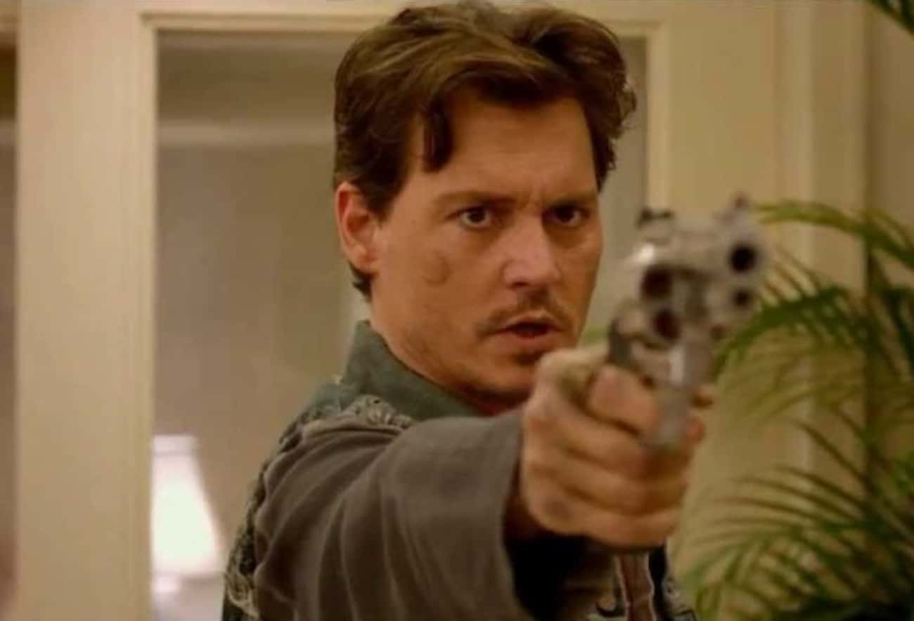 Johnny Depp In '21 Jump Street is listed (or ranked) 3 on the list Tiny Movie Cameos By Super Famous People