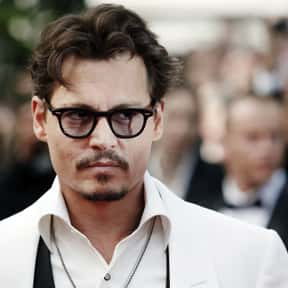 Johnny Depp is listed (or ranked) 18 on the list Who Is The Most Famous Actor In The World Right Now?