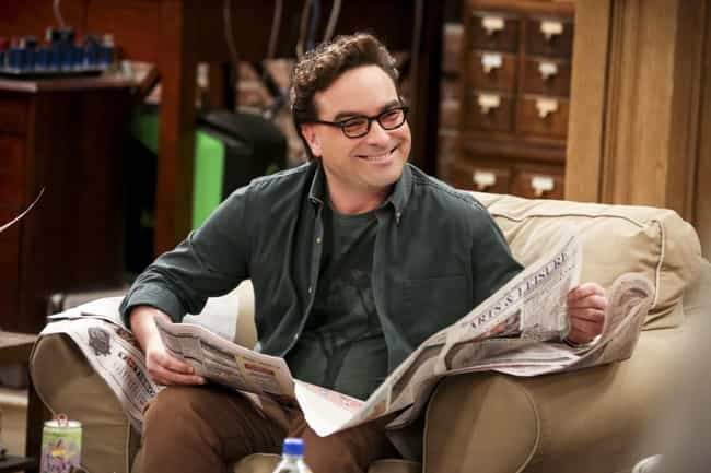 Johnny Galecki is listed (or ranked) 2 on the list How Much Is The Cast Of 'The Big Bang Theory' Worth?