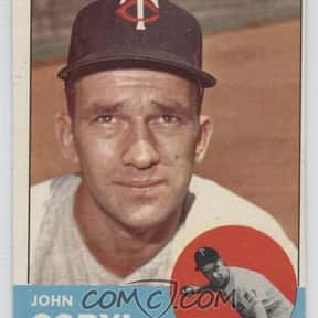 Johnny Goryl is listed (or ranked) 21 on the list The Best Minnesota Twins Managers of All Time