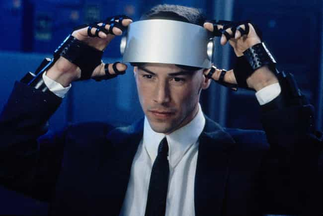 Johnny Mnemonic is listed (or ranked) 6 on the list The Dumbest Technology In Science Fiction